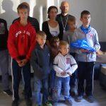 ZAHVALJUJUĆI DOBRIM LJUDIMA Osmočlanoj porodici Kuzmanović dograđena i opremljena kuća