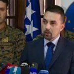 Jerinić: Nisam dao saglasnost za postrojavanje puka oružanih snaga