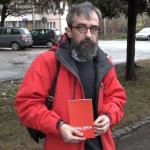 """Cvijetić u najužem krugu za prestižnu nagradu """"Pjesnik slobode"""" (VIDEO)"""