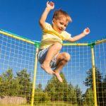 Pustite dijete da skače