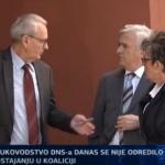 U DNS-u se još ne zna hoće li biti dio vladajuće koalicije (VIDEO)
