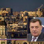 Dodik putuje u Sankt Peterburg