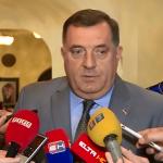 Dodik: Isključenje Petrovića iz stranke je unutrašnja stvar SDS-a (VIDEO)
