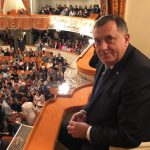 """Dodik prisustvovao baletu Romeo i Јulija u poznatom pozorištu """"Mihajlovski"""" (FOTO)"""