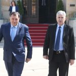 Dodik i Čović u Istočnom Sarajevu, tema koalicija na državnom nivou