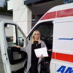 Drvar - Dom zdravlja dobio novo sanitetsko vozilo