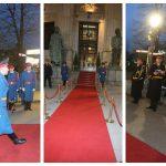 SVEČANO ISPRED PALATE REPUBLIKE Sve spremno za inauguraciju predsjednice Srpske (FOTO)
