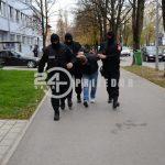 Osumnjičeni za ubistvo Irene Predojević predat Tužilaštvu (VIDEO)