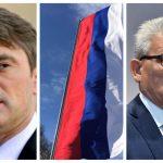 Džaferović i Komšić protiv postavljanja zastave Srpske