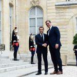 Makron pisao Vučiću: Bratstvo po oružju, osnov partnerstva