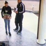 BEZ GRIŽE SAVJESTI Mladić i djevojka, pod izgovorom da sakupljaju pomoć, UKRALI PATIKE ISPRED KUĆE (VIDEO)
