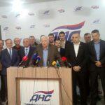 Pavić isključio iz DNS-a Čubrilovića, Dakića, Ćopića Stojanovića i Stevanovićevu (FOTO)