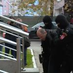 Osumnjičeni za napad na sudiju i tužioca predat Tužilaštvu (VIDEO)