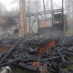 Požar potpuno uništio kuću u Prijedoru (FOTO)