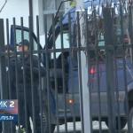 Sud u Prištini odredio jednomjesečni pritvor za trojicu uhapšenih Srba (VIDEO)