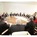 Istočno Sarajevo: Sastanak delegacija SNSD-a i HDZ-a (VIDEO)