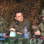 Srbija: Posljednje pripreme za vojnu vježbu, najveću u regionu od raspada SFRЈ (VIDEO)