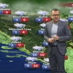 U utorak kišovito i malo toplije (VIDEO)