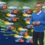 U subotu naoblačenje sa slabom kišom (VIDEO)