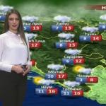 U nedjelju pretežno oblačno, poslijepodne kiša (VIDEO)