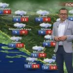 U ponedjeljak kiša u većini krajeva (VIDEO)