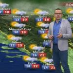 Danas pretežno oblačno i toplo, ponegdje kiša (VIDEO)