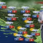 U petak pretežno oblačno i hladno (VIDEO)