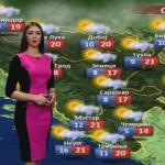 U srijedu pretežno oblačno, slaba kiša mjestimično (VIDEO)