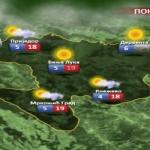 U ponedjeljak sunčano, slijedi pad temperature (VIDEO)
