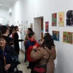 """Otvorena izložba """"Buđenje"""" Dnevnog centra """"Neven"""" (VIDEO)"""
