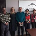 Arcelor Mittal satovima nagradio radnike za dvadesetogodišnju vijernost (VIDEO)