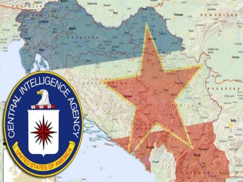 Ovo Je Mapa Velike Jugoslavije Tito Je Hteo Da Od Nas Napravi