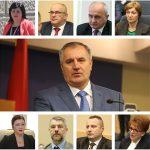Višković predstavio imena novih ministara (VIDEO)