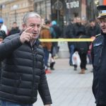 INFORMATIVNI RAZGOVOR Borenović na saslušanju u policiji, tereti se za narušavanje javnog reda i mira