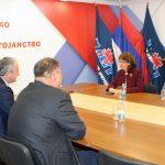 Borenović i Ivanić na sastanku sa Kormak: Rješavati probleme građana
