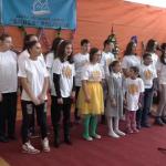 """Paketići Ministarstva porodice, omladine i sporta RS za učenike Centra """"Sunce"""" (VIDEO)"""