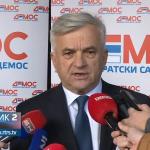 Čubrilović izabran za predsjednika DEMOS-a (VIDEO)