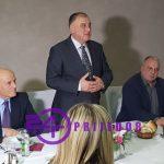 Gradonačelnik Đaković: Dobra saradnja i objektivnost medija