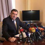 Dodik: Ako treba, lično ću fizički braniti policiju Srpske