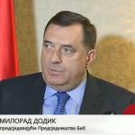 Dodik: Konsultacije o mandataru za Savjet ministara – pisanim putem (FOTO i VIDEO)