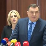 """Dodik najavio inicijativu za osudu formiranja """"vojske Kosova"""" (VIDEO"""