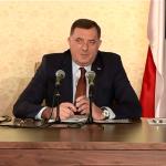 Dodik: U Sarajevu će me čuvati Policija Srpske (VIDEO)