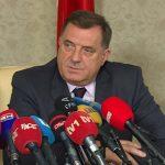 Dodik: Nema ništa od ulaska u NATO (video)