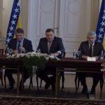 Pogledajte kako je Dodik napustio sastanak jer nije istaknuta zastava Srpske VIDEO