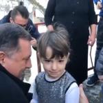 Dodik uručio poklone višečlanoj porodici Ristović (FOTO i VIDEO)