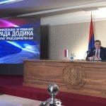 Dodik: Uspješna godina iza nas, nastavljamo krupnim koracima naprijed (FOTO/VIDEO)