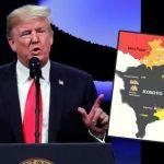 Tramp se posvetio razgraničenju Srbije i Kosova