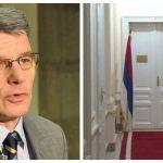POTEZ ZA RUBRIKU VJEROVALI ILI NE Kada je Džaferović ugledao zastavu Srpske samo je napravio OŠTAR ZAOKRET