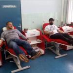 """Radnici """"Elektrodistribucije"""" Prijedor darovali krv"""
