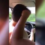 HIT VIDEO IZ HRVATSKE Majka uči sina da vozi, a onda počinju PSOVKE I VRISKA (VIDEO)